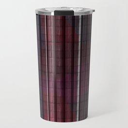 Pattern Q1 Travel Mug