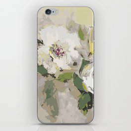 French Summer Bouquet iPhone Skin