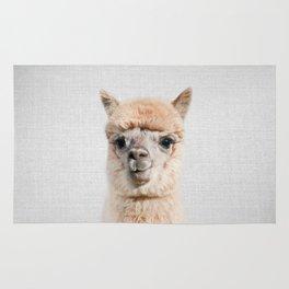 Alpaca - Colorful Rug
