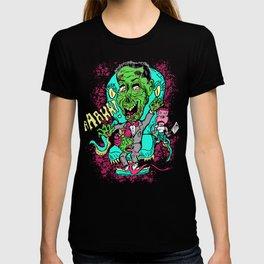 Zom-Bee Herman T-shirt