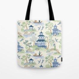 Chinoiserie Tote Bag