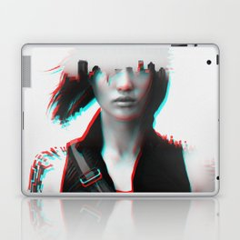 Mirror's Edge Catalyst v3 Laptop & iPad Skin