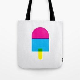 Icypole CMYK Tote Bag