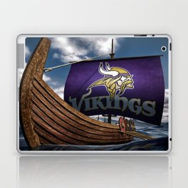 Viking Ship Laptop & iPad Skin