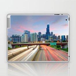 Chicago 02 - USA Laptop & iPad Skin