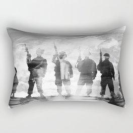 BAND OF BROTHERS Rectangular Pillow