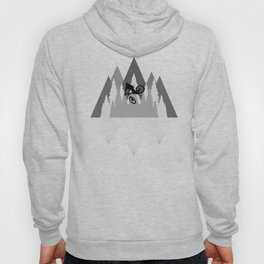 MTB Whip Gray Hoody