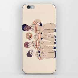 Busters iPhone Skin