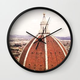Duomo - Hazy Wall Clock