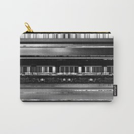 Sentimental Static Abstraction No. 685 Carry-All Pouch