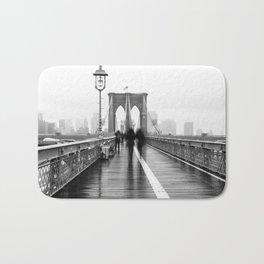 Brooklyn Bridge Walk Bath Mat
