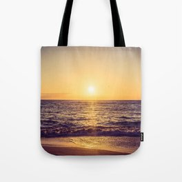 Endless Waves Tote Bag