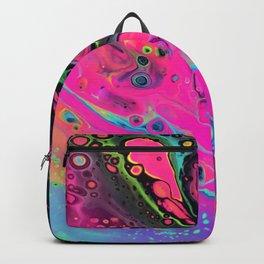 Neon Acid Backpack