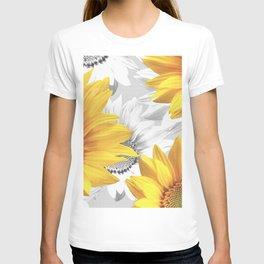Sunflower Bouquet #decor #society6 #buyart T-shirt