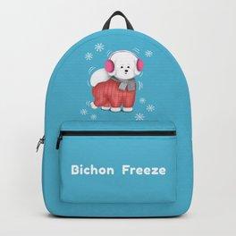 Bichon Freeze Backpack