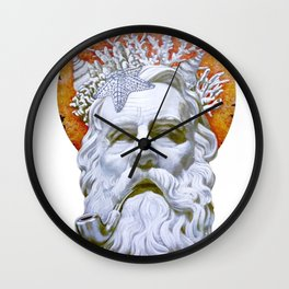 Submersion Wall Clock