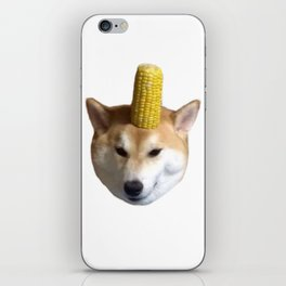 Corndog iPhone Skin