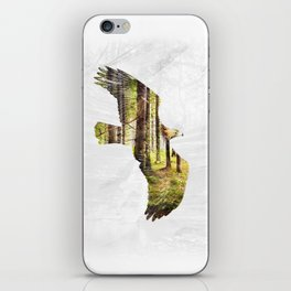 Soar Like An Eagle. iPhone Skin