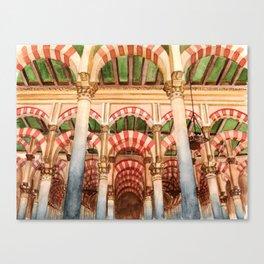 Mezquita de Cordoba - Spain Canvas Print