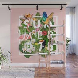 SUMMER of 78 Wall Mural