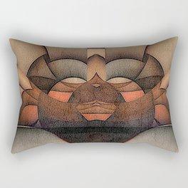 queen of africa Rectangular Pillow