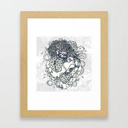 Nature & Techne G333 Framed Art Print