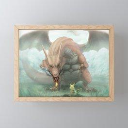 Pokémon Framed Mini Art Print