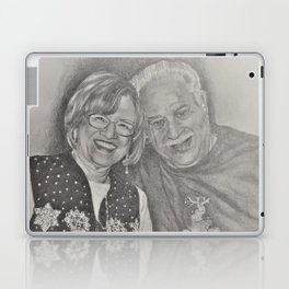 Charles an Gina Laptop & iPad Skin