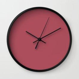 Noble wine Wall Clock