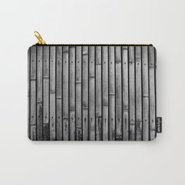 Kyoto Textures I: Split Bamboo Carry-All Pouch