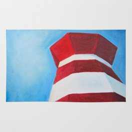 Hilton Head Island Lighthouse Rug