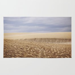 Dramatic Sand Dunes Rug