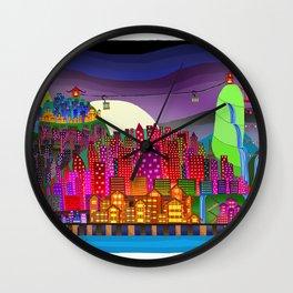 ChongQing Wall Clock