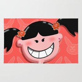 Josephine Orange Rug