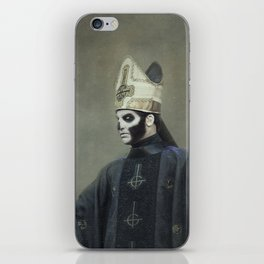 Ghost - Papa Emeritus III iPhone Skin