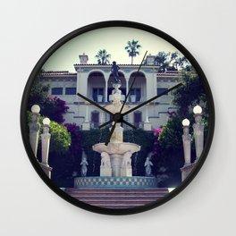CASA DE SOL Wall Clock