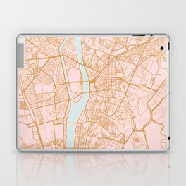 Cairo map, Egypt Laptop & iPad Skin