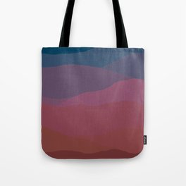 spiced fields Tote Bag