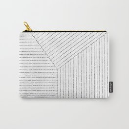 Lines Art Carry-All Pouch