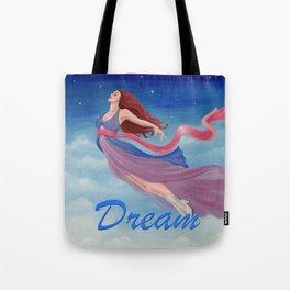 Flying Dream Tote Bag