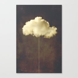Im a cloud stealer Canvas Print