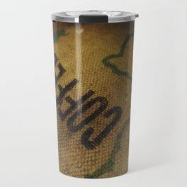 Coffee Sack Travel Mug