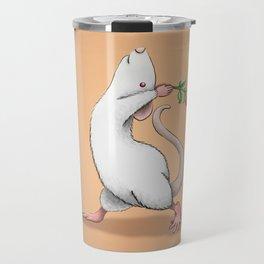 Yoga Rat, Day 6 Travel Mug