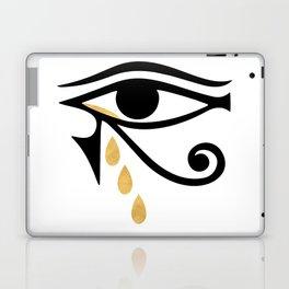 ALL SEEING CRY - Eye of Horus Laptop & iPad Skin