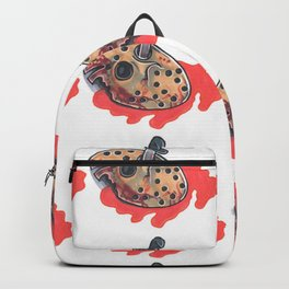 Jason Voorhees - Friday The 13th Backpack