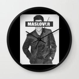 maslover Wall Clock