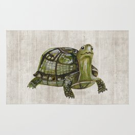 Little Turtle Rug