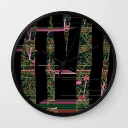 LIANES Wall Clock