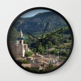 Valldemossa Wall Clock