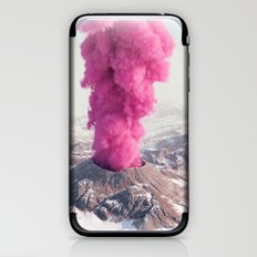 Pink Eruption iPhone & iPod Skin